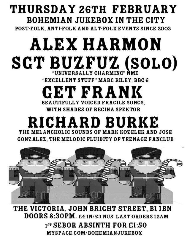 Get Frank poster