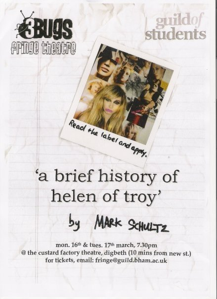 Poster for Helen of Troy