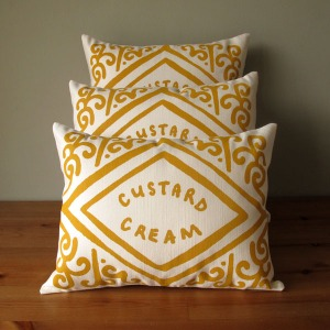Cushion by Nikki McWilliams